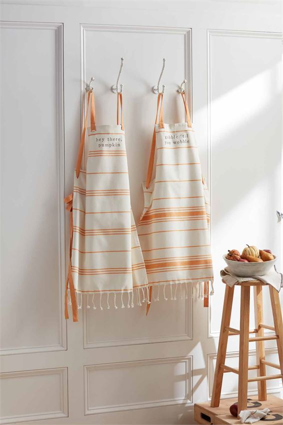 Thanksgiving Turkish Aprons