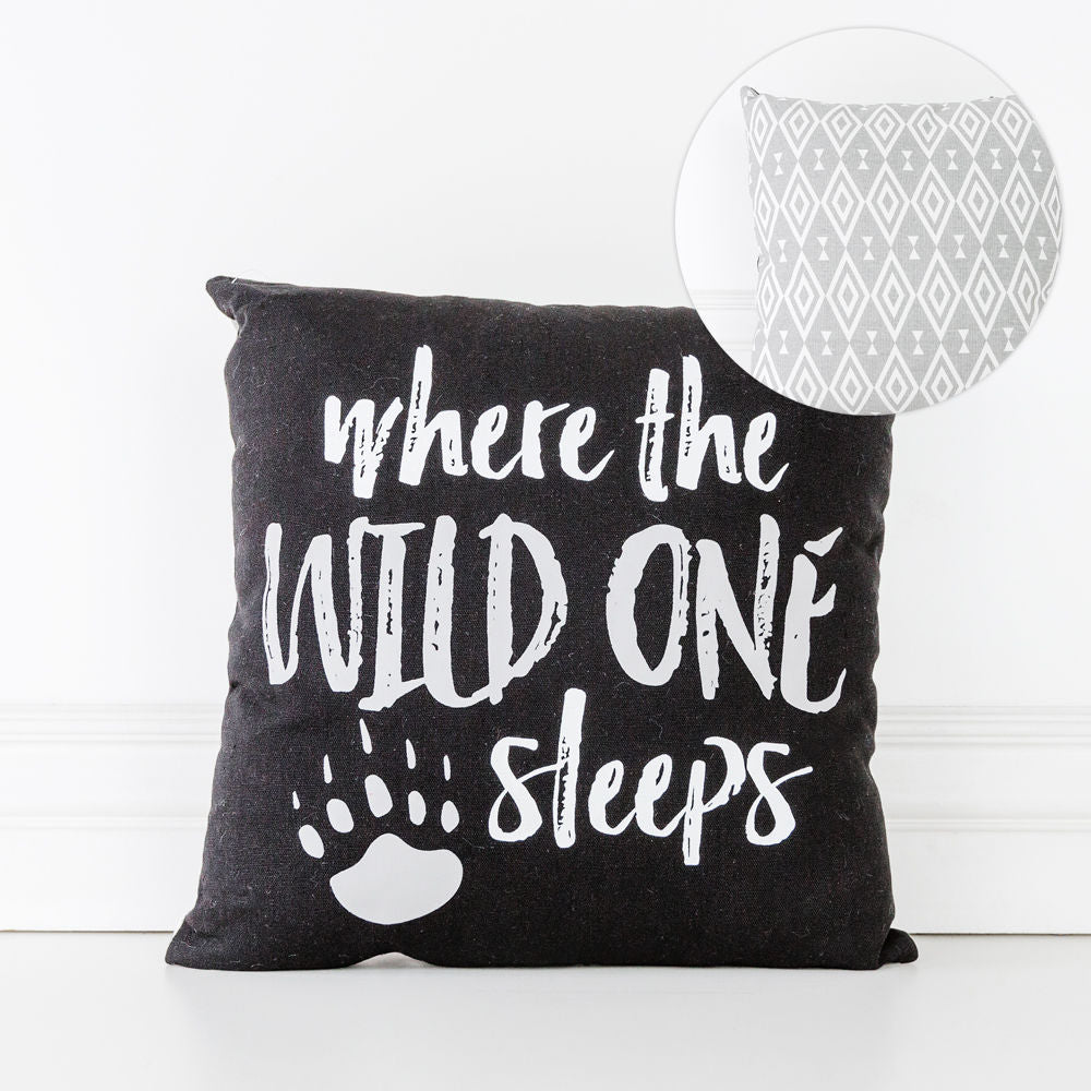 Wild One Pillow
