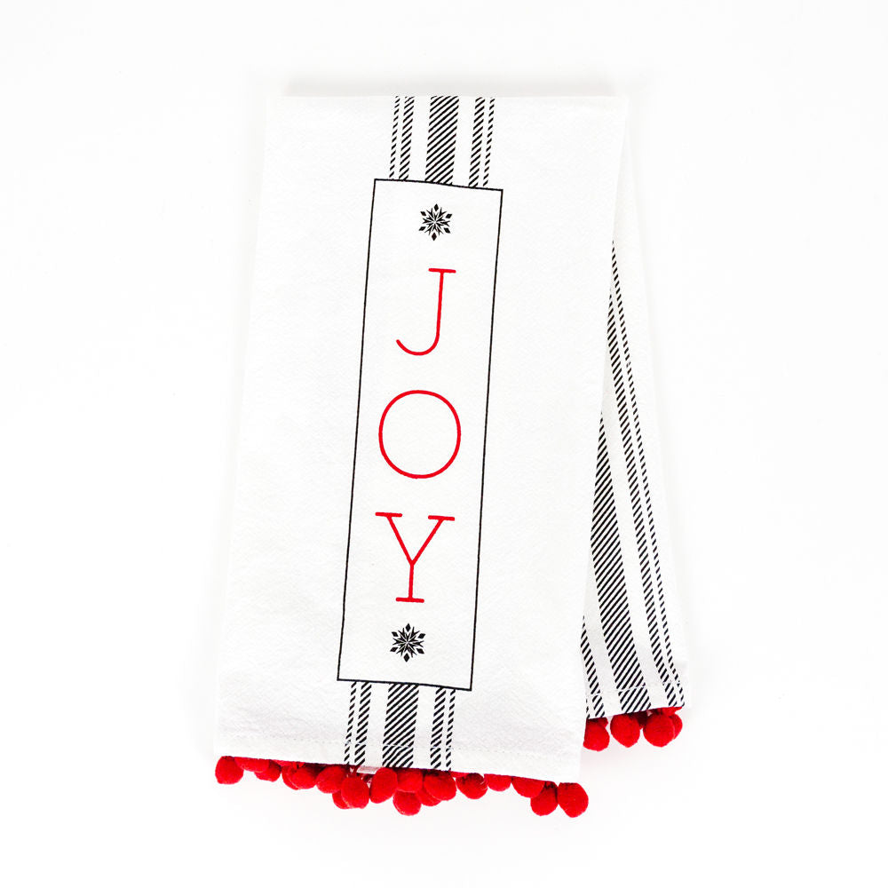 Joy Tea Towel