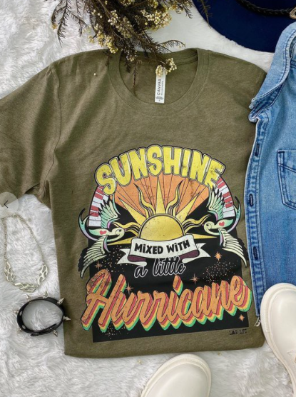 Sunshine Mix Tee