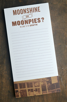 Southern Says Notepads