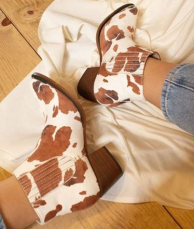 Dolly Booties