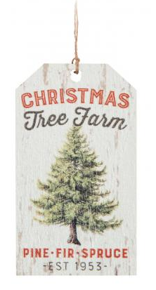 Tree Farm Tags
