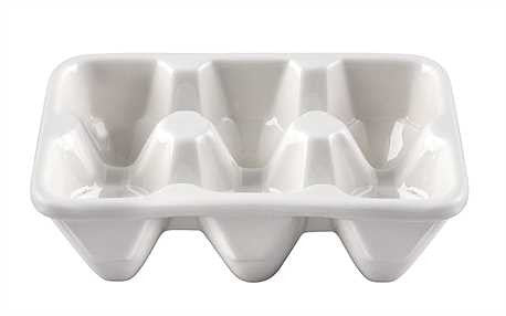 Half Dozen Ceramic Egg Holder