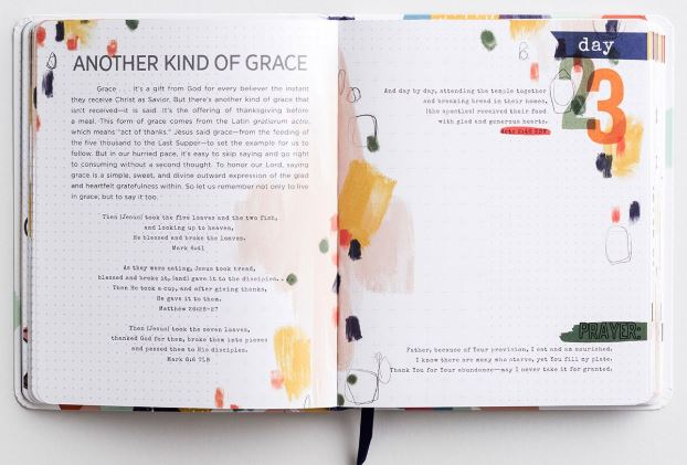 100 Days of Grace & Gratitude Journal