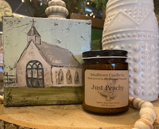 Smalltown Candle Co. Soy Candle