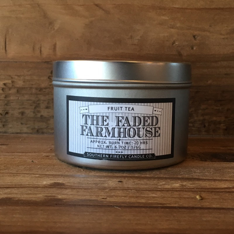 Farmhouse Fruit Tea Candle Travel Tin