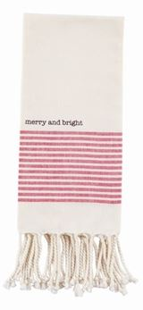 Red Turkish Towels