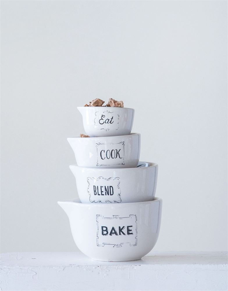Bakery Measuring Cup Set