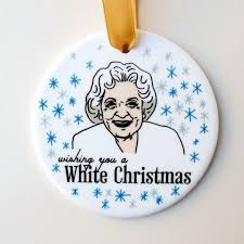 Celebrity Ornaments