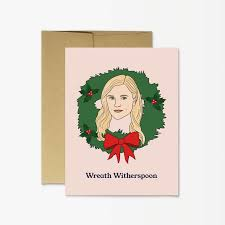 Wreath Witherspoon-Card