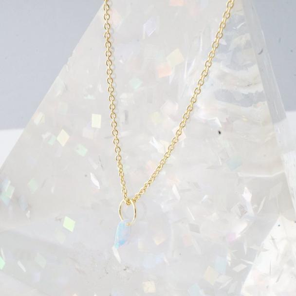 Wishing Crystal Necklace