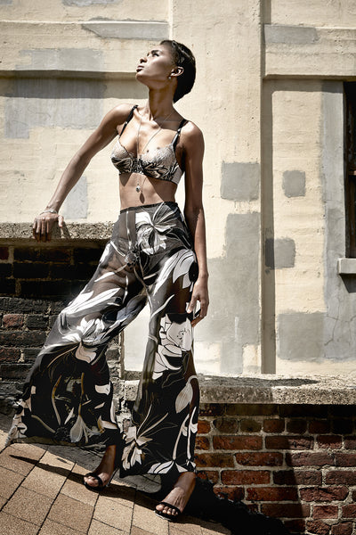 IN STOCK Silk Metropolis Lounge Pants