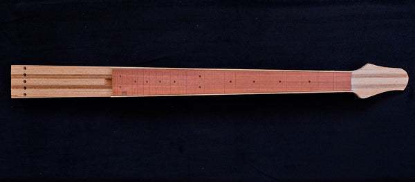 Through Body Core #2 with Jarrah Fingerboard for Model 1 5C
