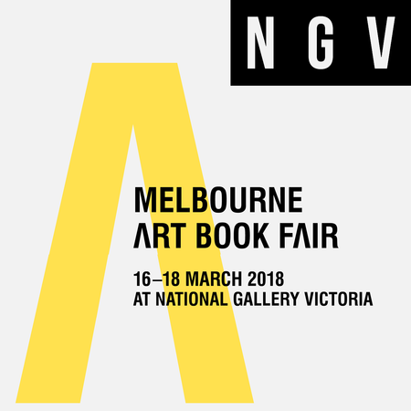 Melbourne Art Book Fair!