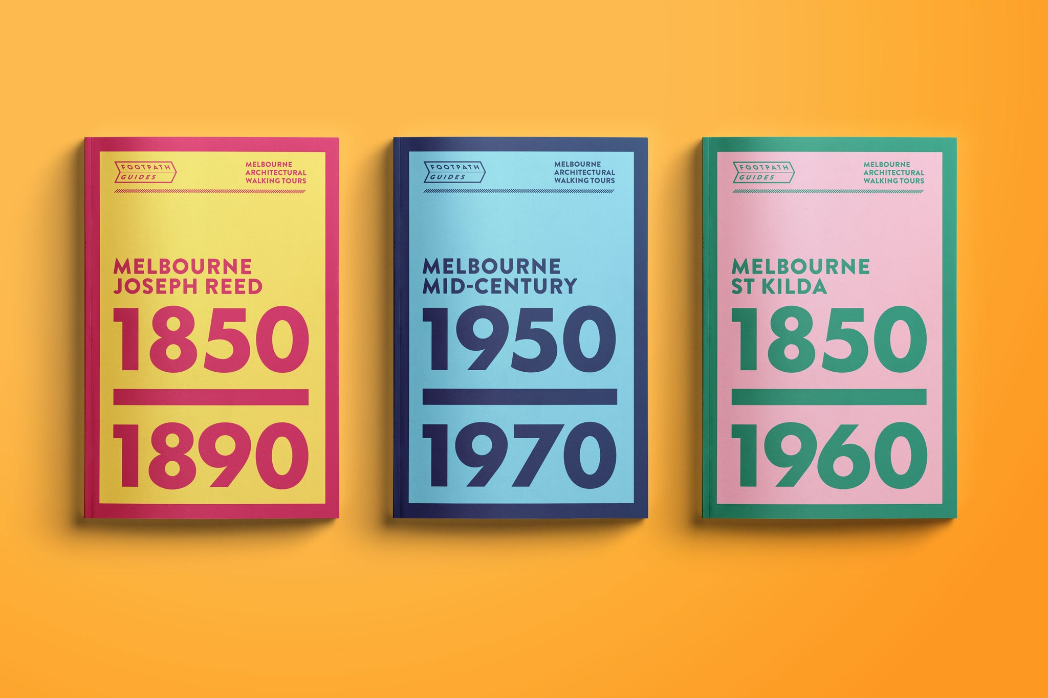 Melbourne Book Set