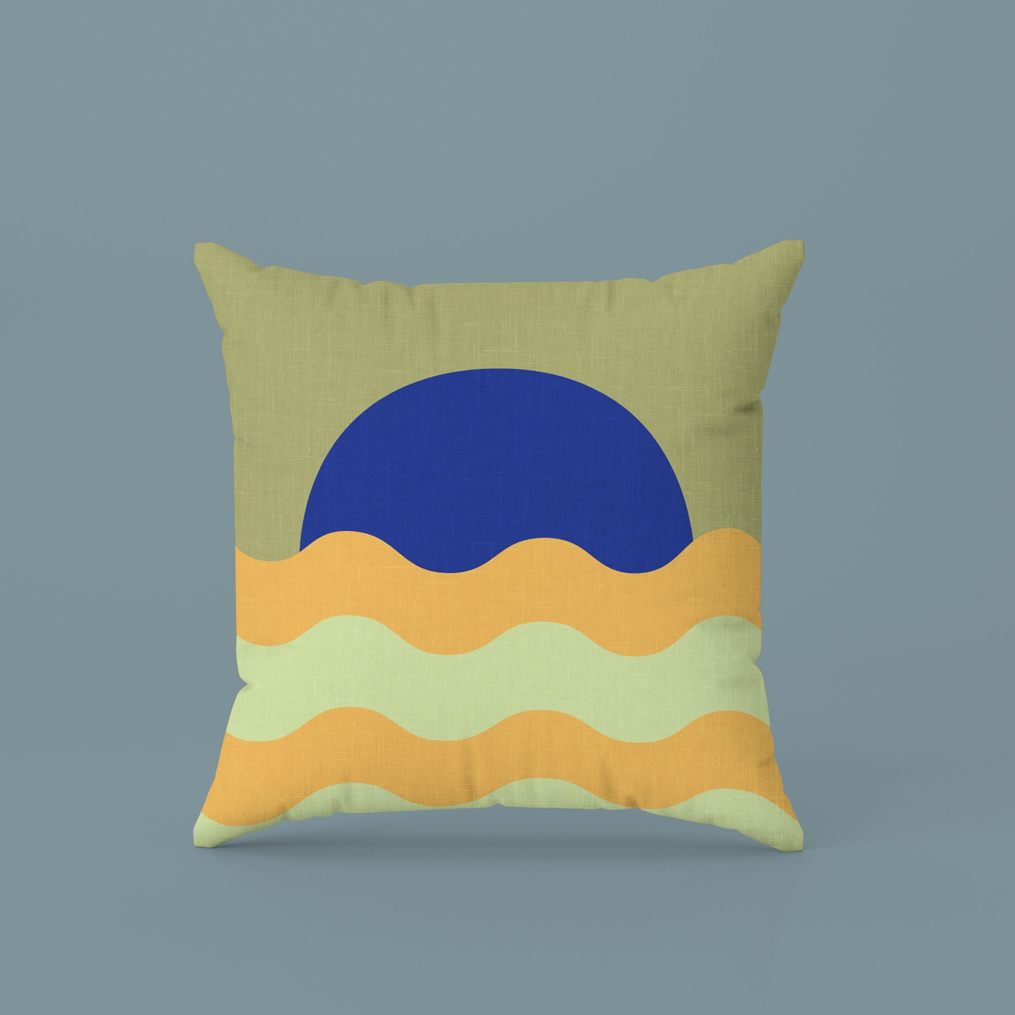 Melbourne Mid Century II Cushion