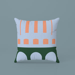 Melbourne St Kilda I Cushion