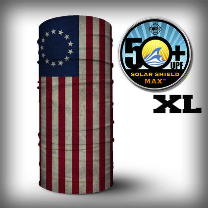 XL - Neck Gaiters / Face Shield / Bandana - Made in the USA
