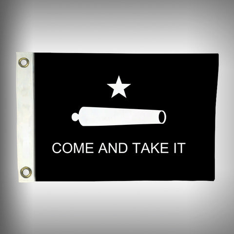 Come and Take It Flag - Marine Flag - Boat Flag