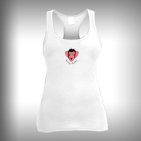 Grumpy Monkey Collection - Drunky - Womens Tank Top