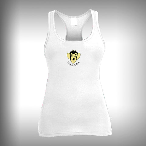 Grumpy Monkey Collection - Excited - Womens Tank Top