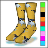 Custom Full Color Graphics Socks