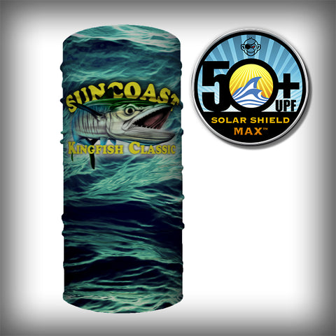 Suncoast Kingfish Classic Rough Waters Face Shield
