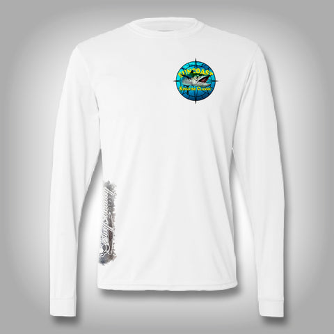 Suncoast Kingfish Classic Unisex Youth Performance Long Sleeve Shirt
