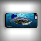 iPhone 6+ / 6s+ case with Full color custom graphics - Dye Sublimation Graphics - SurfmonkeyGear  - 12