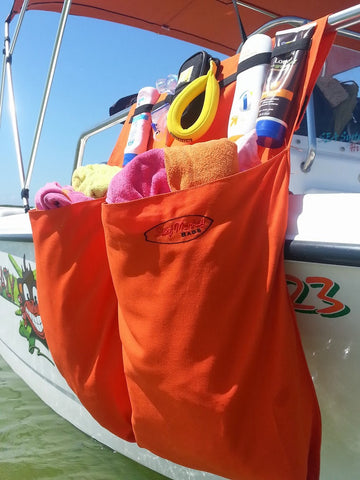 2 Pocket Boat Storage Organizer Bag - SurfmonkeyGear  - 1