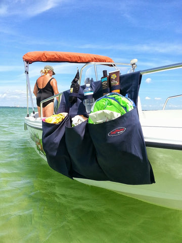 3 Pocket Boat Storage Organizer Bag - SurfmonkeyGear  - 1