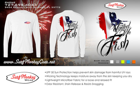 American Veteran Inspired Performance Shirts - SurfmonkeyGear  - 1