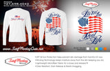 American Veteran Inspired Performance Shirts - SurfmonkeyGear  - 2