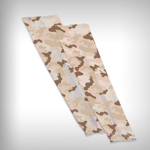 Compression Sleeve Arm Sleeve - Camo - SurfmonkeyGear  - 1