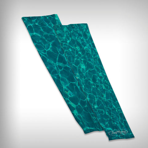 Compression Sleeve Arm Sleeve - H2O - SurfmonkeyGear