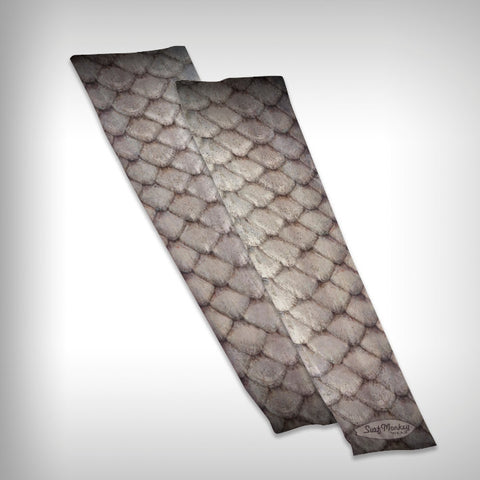 Compression Sleeve Arm Sleeve - Fish scales - SurfmonkeyGear