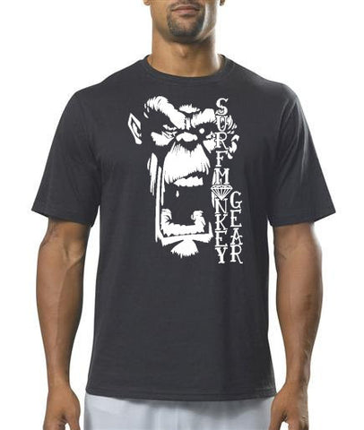 Performance T-shirt Moisture Wicking, Odor Resistant t-shirt - Mad Monkey - SurfmonkeyGear  - 1