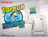 Custom Fishing Shirt - Performance Shirt - Custom Team Fishing Shirts - SurfmonkeyGear  - 4