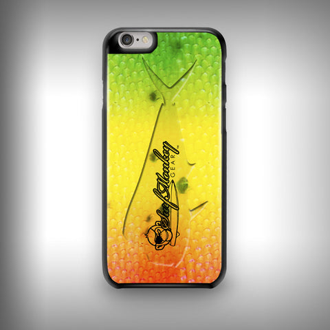 iPhone 6+ / 6s+ case with Full color custom graphics - Dye Sublimation Graphics - SurfmonkeyGear  - 1