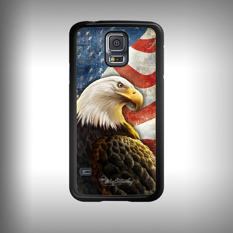 Galaxy S5 case with Full color custom graphics - Dye Sublimation Graphics - SurfmonkeyGear  - 1