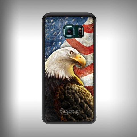 Galaxy S6 case with Full color custom graphics - Dye Sublimation Graphics - SurfmonkeyGear  - 2