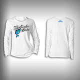 Saltwater Babe Mermaid - Womens Performance Shirt - Fishing Shirt - SurfmonkeyGear  - 1