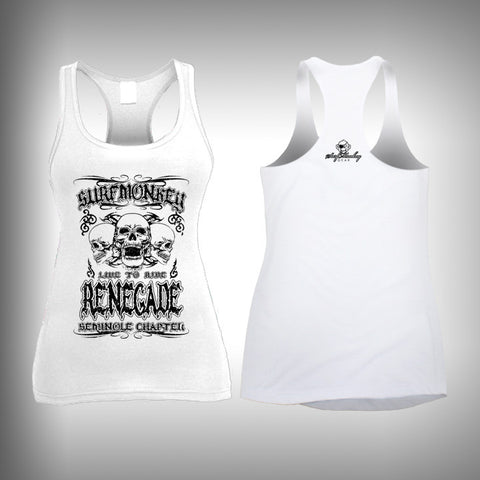 Renegade - Womens Tank Top - SurfmonkeyGear  - 1