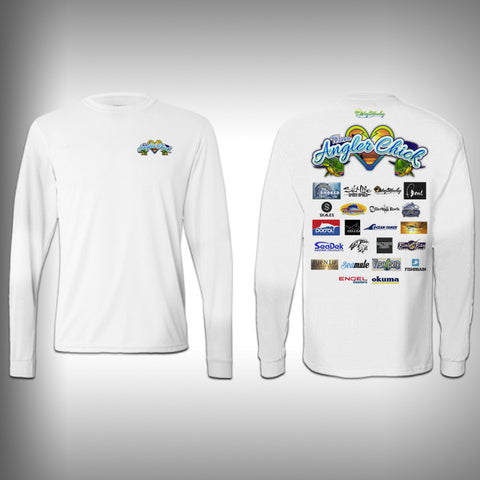 Angler Chick Team Shirts - Performance Shirt - Fishing Shirt - SurfmonkeyGear