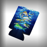 Sublimate Dye Sublimation Can Hugger | Custom Can Huggers 16 oz - SurfmonkeyGear  - 10
