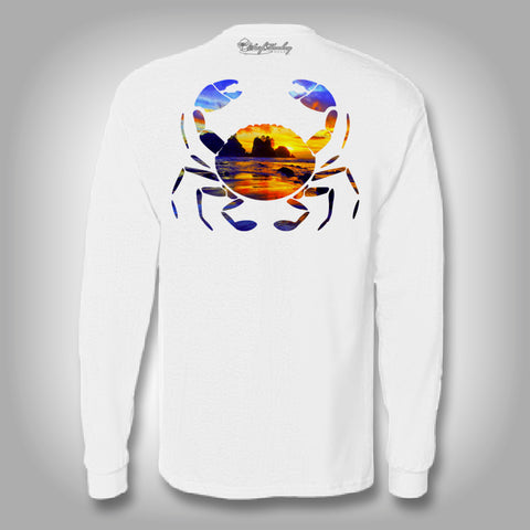 Surfmonkey OceanWear™ Performance Solar Shirt - Crab