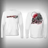 Fish Reaper - Performance Shirt - Fishing Shirt - SurfmonkeyGear  - 1