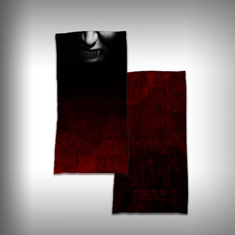 Monk Wrap Neck Gaiter - Face Shield - Bandana - Vampire - SurfmonkeyGear