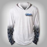Surfmonkey Gear Fish Headzies™ Performance Solar Hoodie Shirt - King Fish